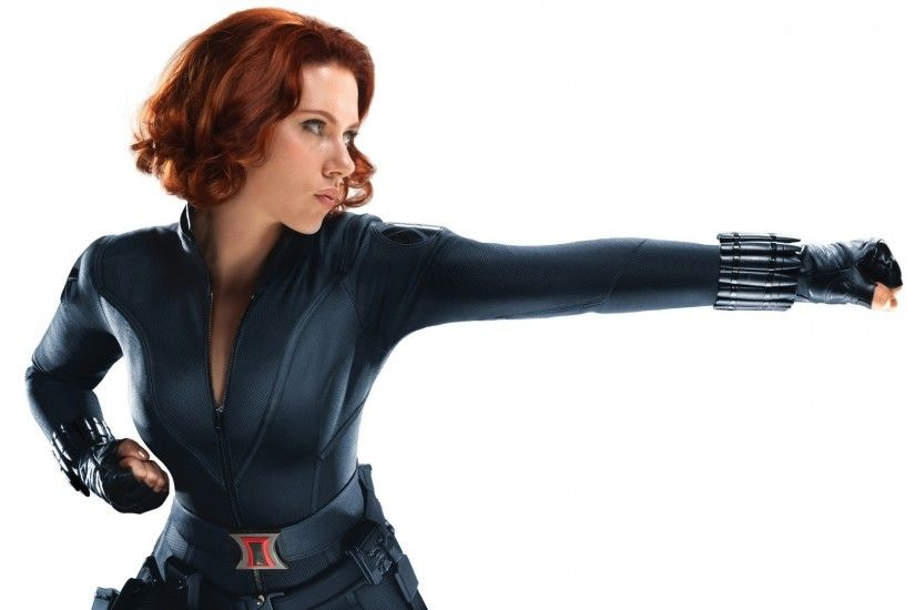Scarlett Johansson, women, Black Widow, The Avengers