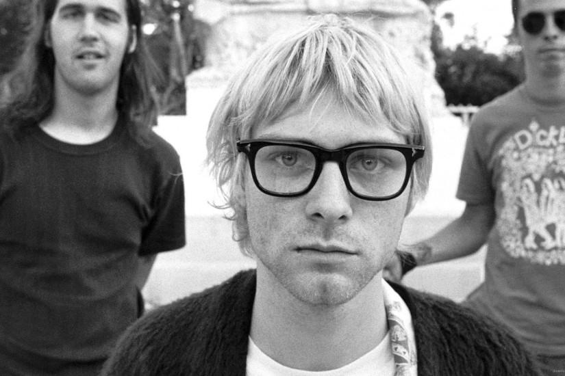 Nirvana Nerd Glasses for 2560x1440