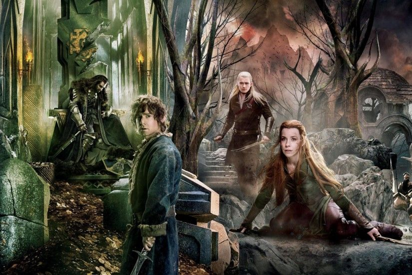 The Hobbit: The Battle Of The Five Adventure Movie