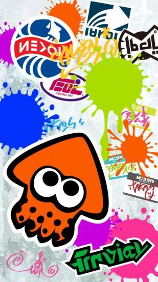 vertical splatoon wallpaper 1080x1920 pictures