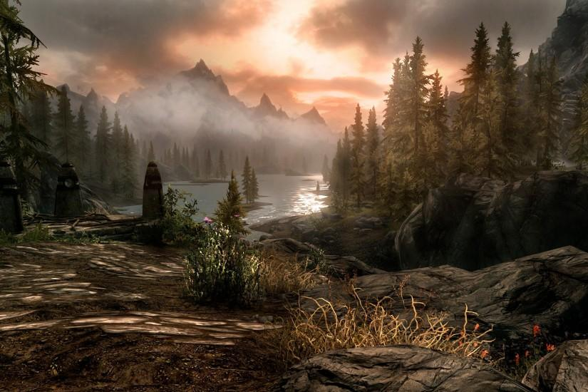 Skyrim Ingame Wallpaper 1920×1080 | Desktop Wallpaper Gallery