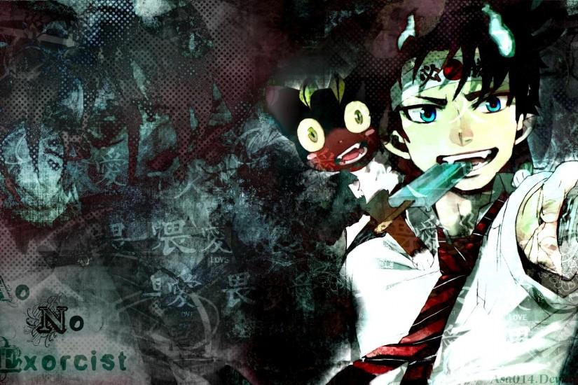 full size blue exorcist wallpaper 1920x1080