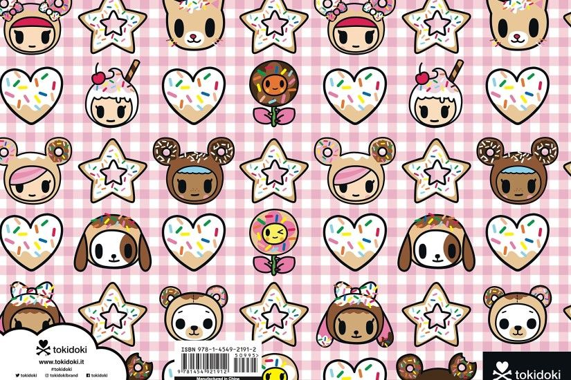 Amazon.com: Tokidoki Donutella Flexi Journal (9781454921912 .