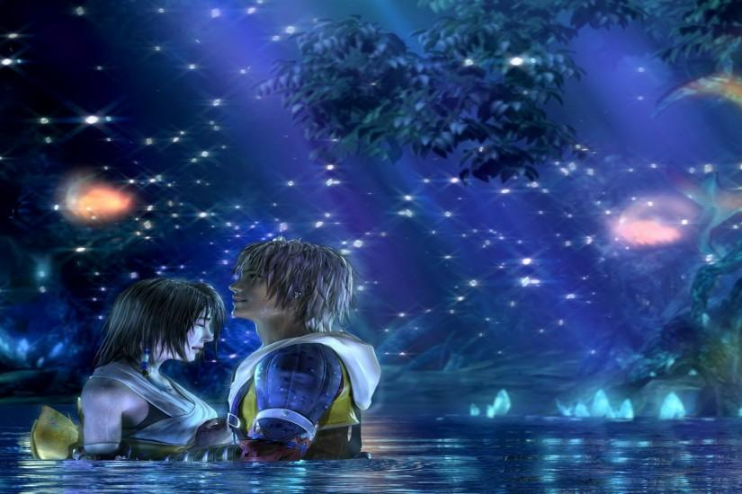 Final Fantasy X Wallpaper 861195 ...