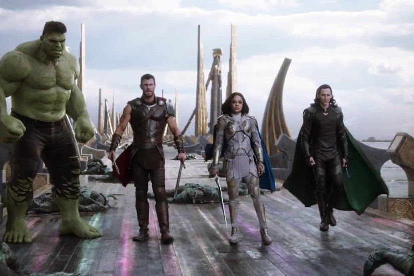 Tags: 1920x1080 Marvel Comics Thor Ragnarok ...