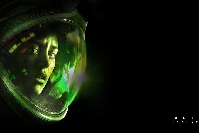... Alien: Isolation Full HD Wallpaper and Background | 1920x1200 | ID . ...