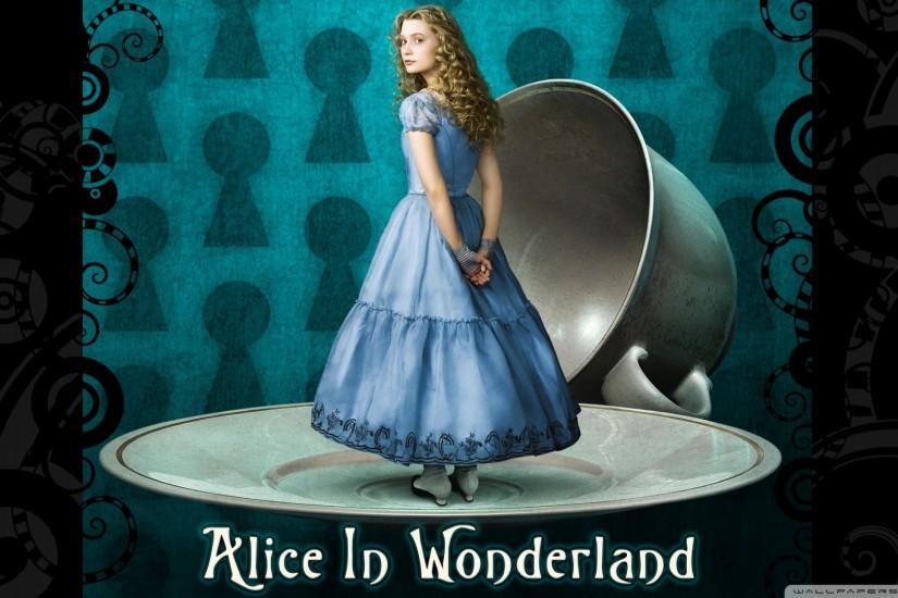 alice in wonderland wallpaper 1920x1080 for full hd