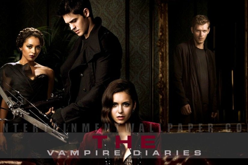 The Vampire Diaries Wallpaper - Original size, download now.