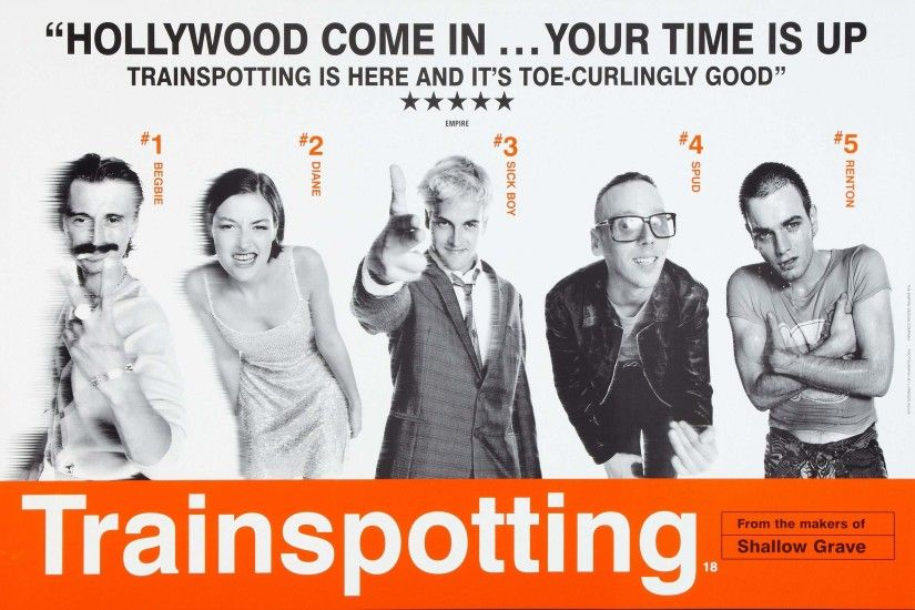 ... Trainspotting Wallpapers - Wallpaper Cave | Adorable Wallpapers .