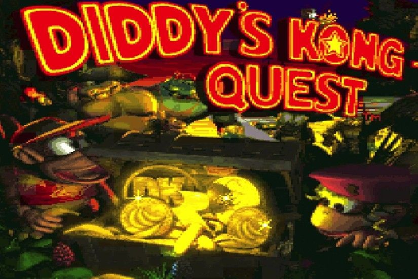 donkey kong country wallpaper #178726. 1024x768 Donkey Kong Country Returns  ...