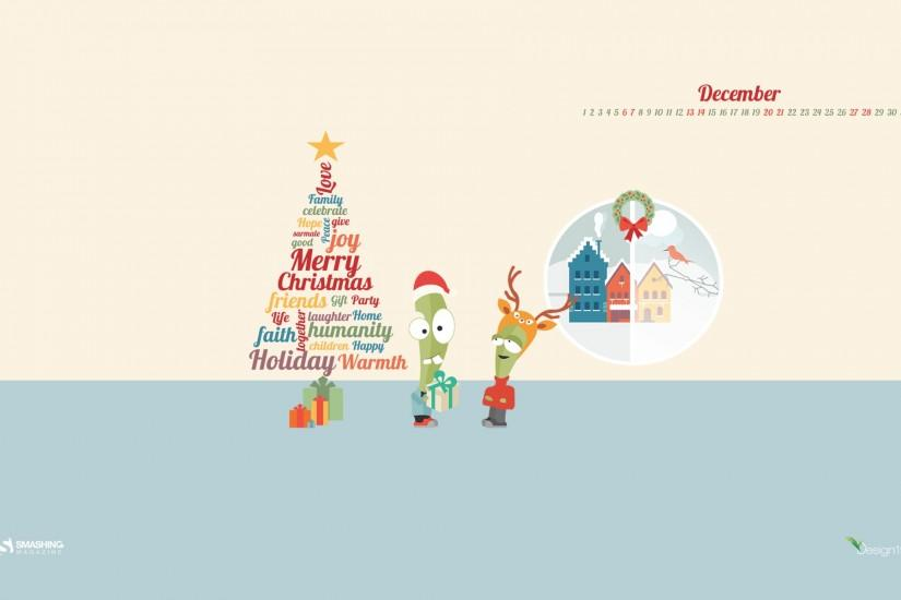 December 2014 Wallpaper Calendars-multi-merry-christmas-1920x1200 ...