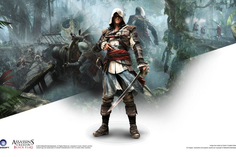 Assassins Creed Game #4224968, 1920x1080 | All For Desktop