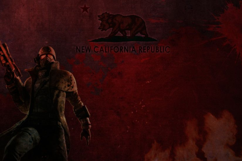 ... NCR flag wallpaper : Fallout ...