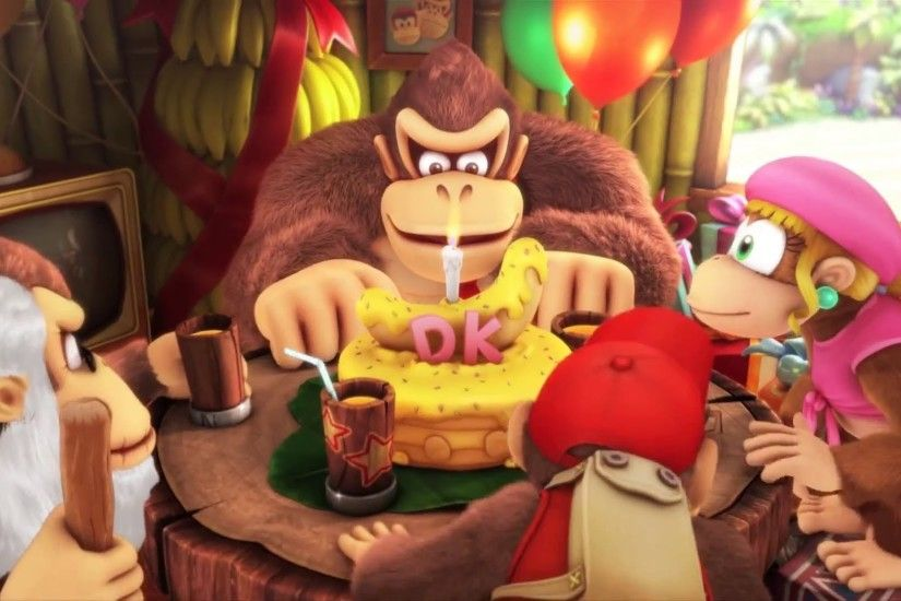 1920x1080 Donkey Kong Country Returns HD Wallpapers Backgrounds 1024×768 Donkey  Kong Wallpapers | Adorable Wallpapers