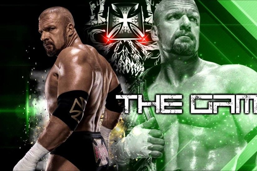 "#LR Triple H Theme Song ""The Game"" by Drowning Pool"