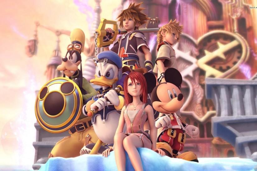 Kingdom Hearts wallpaper - Game wallpapers - #8515