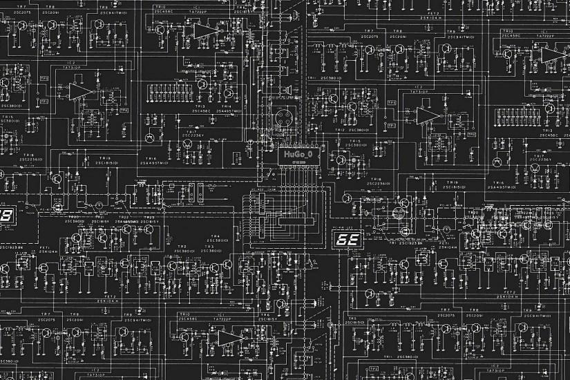large tech wallpaper 1920x1080