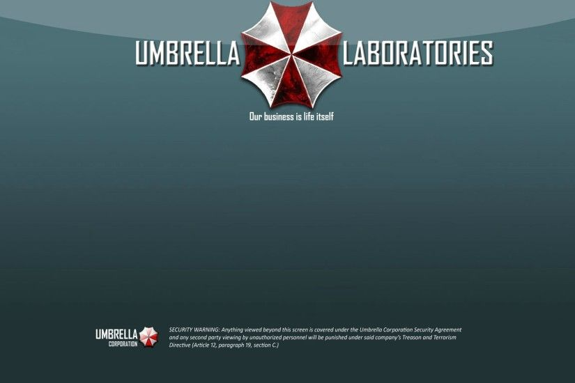 Umbrella Corp. by busyEXPERIENCE on DeviantArt