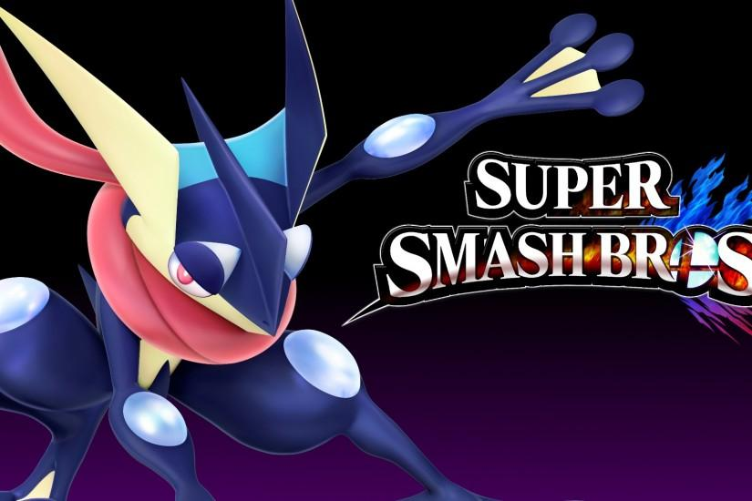 4 Wallpaper - Greninja by TheWolfGalaxy