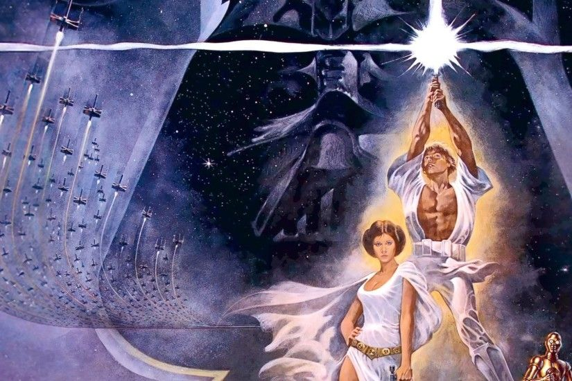 Movie - Star Wars Episode IV: A New Hope Wallpaper