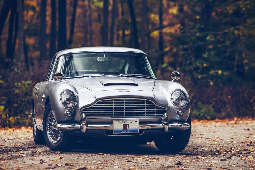 1920x1080 Wallpaper car, db5, aston martin