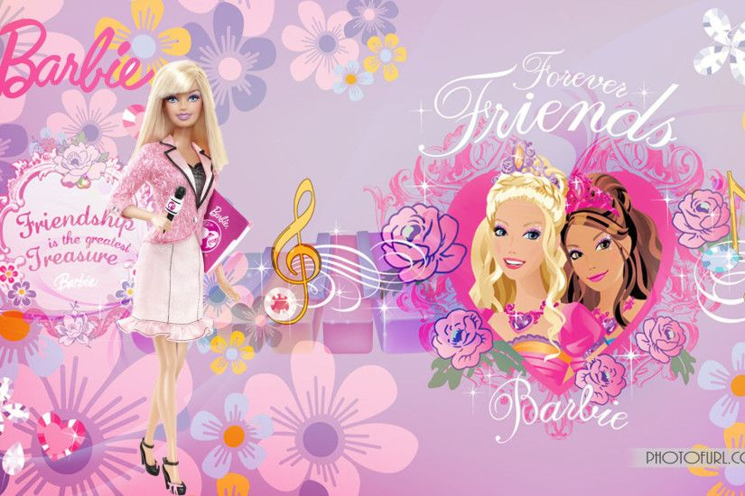 barbie wallpaper anchor. Â«Â«
