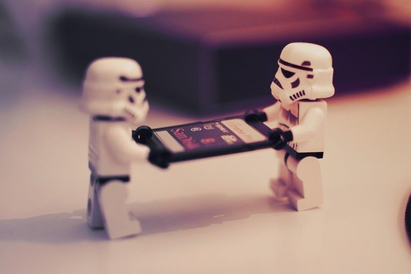 Lego · Star Wars Wallpapers ...