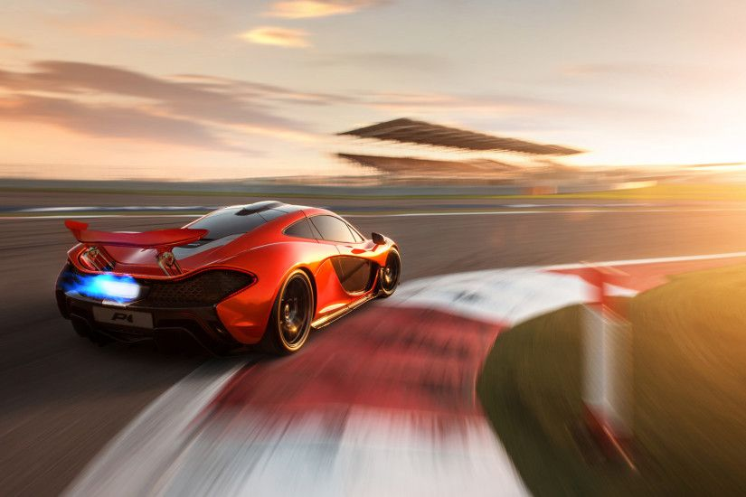 Pics and wallpapers with McLaren P1