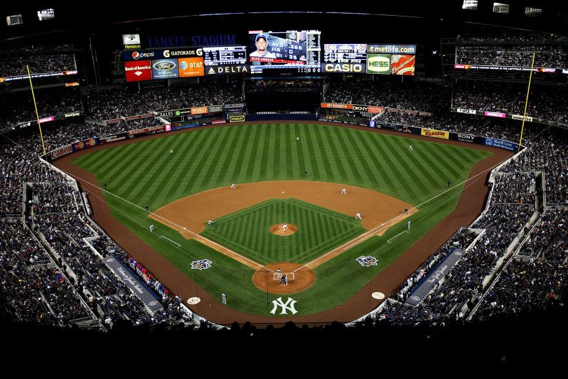 ... new yankee stadium wallpaper wallpapersafari ...
