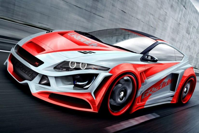 Cars Image for Honda Racing Car Wallpaper