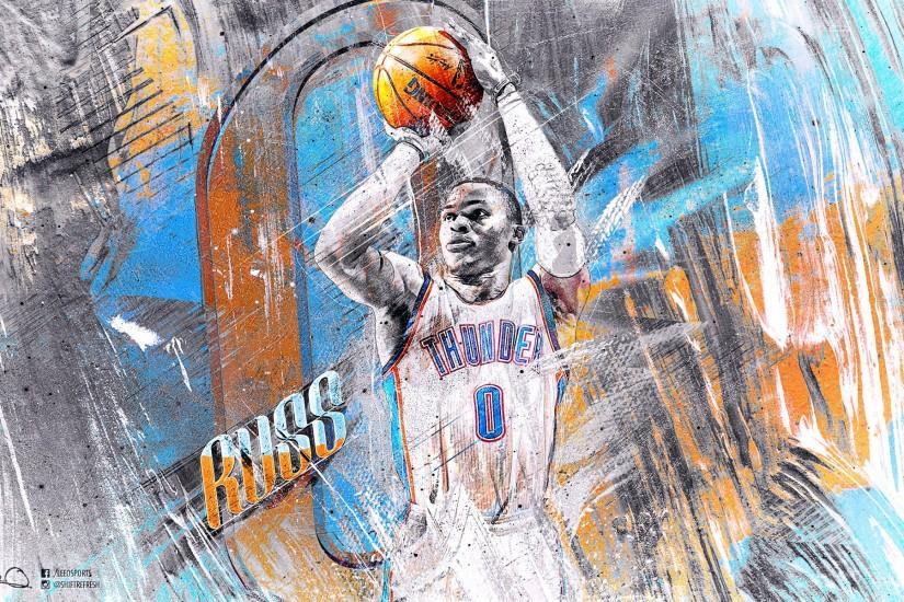 russell westbrook wallpaper 1920x1200 for phone