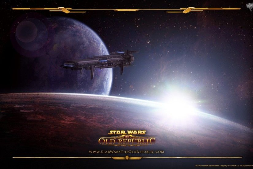 ... The Old Republic · HD Wallpaper | Background ID:397323