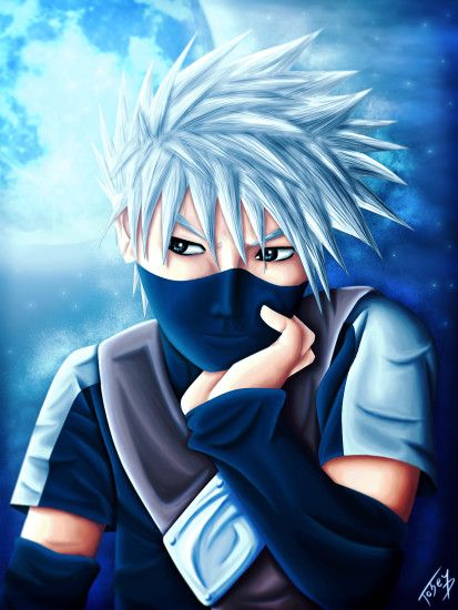 Kakashi Hatake Hokage Wallpapers Mobile