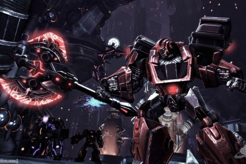 Transformers Fall Of Cybertron Starscream Wallpaper WallDevil