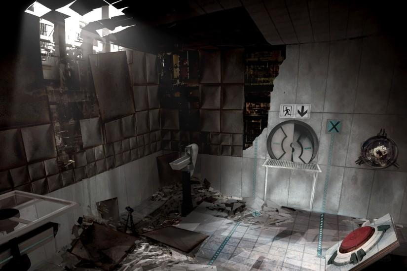 ... 148 Portal 2 HD Wallpapers | Backgrounds - Wallpaper Abyss ...