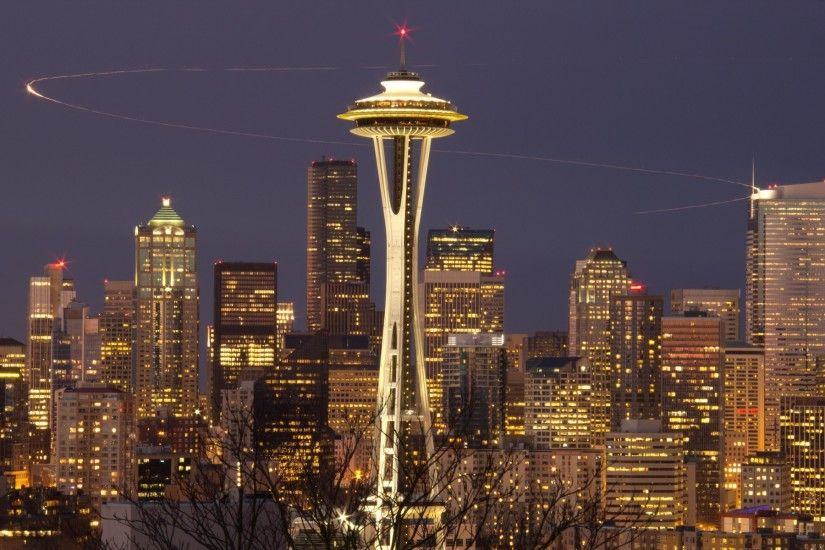 Seattle Space Needle Wallpaper 20310