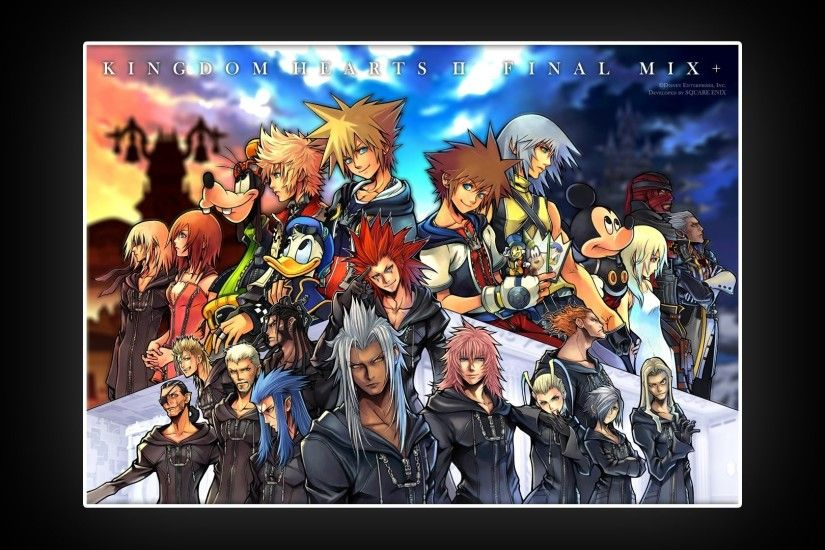 1920x1080 kingdom hearts 3d wallpaper – 1920×1080 High Definition Wallpaper  .