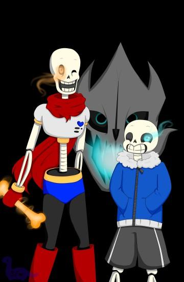 Sans and Papyrus Wallpaper - WallpaperSafari