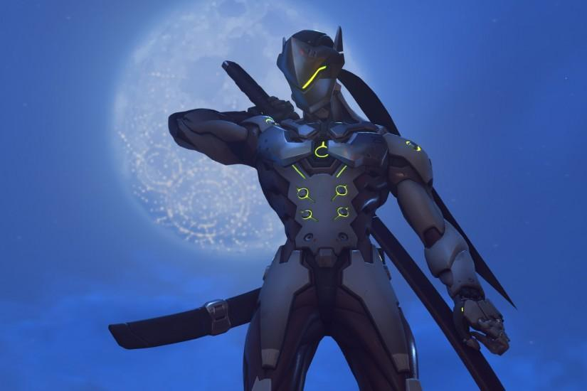 Screenshot: Genji