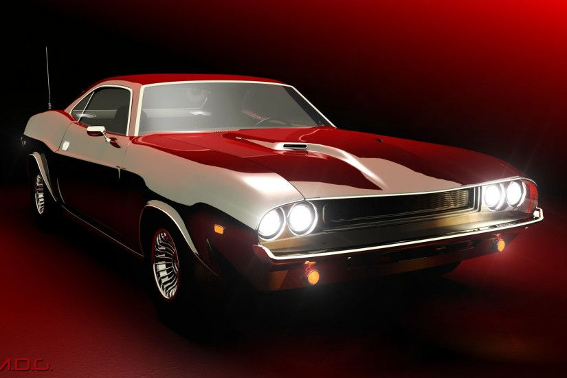 Add media Report RSS Hemi Barracuda Wallpaper (view original)