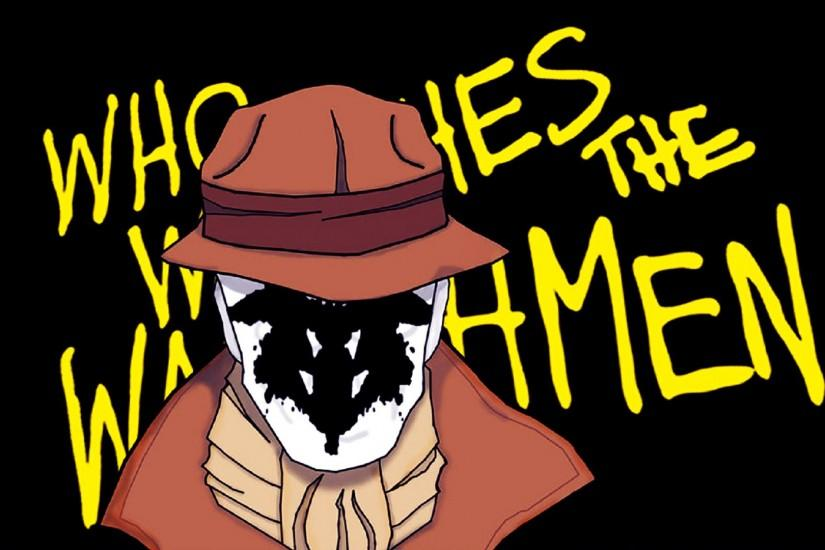 Comics - Watchmen Rorschach Wallpaper