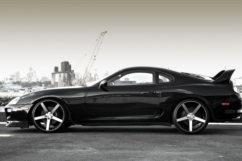 30 Toyota Supra HD Wallpapers | Backgrounds - Wallpaper Abyss ...