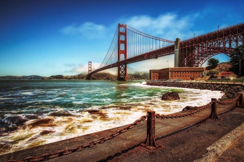 Golden Gate Bridge Wallpapers - Full HD wallpaper search