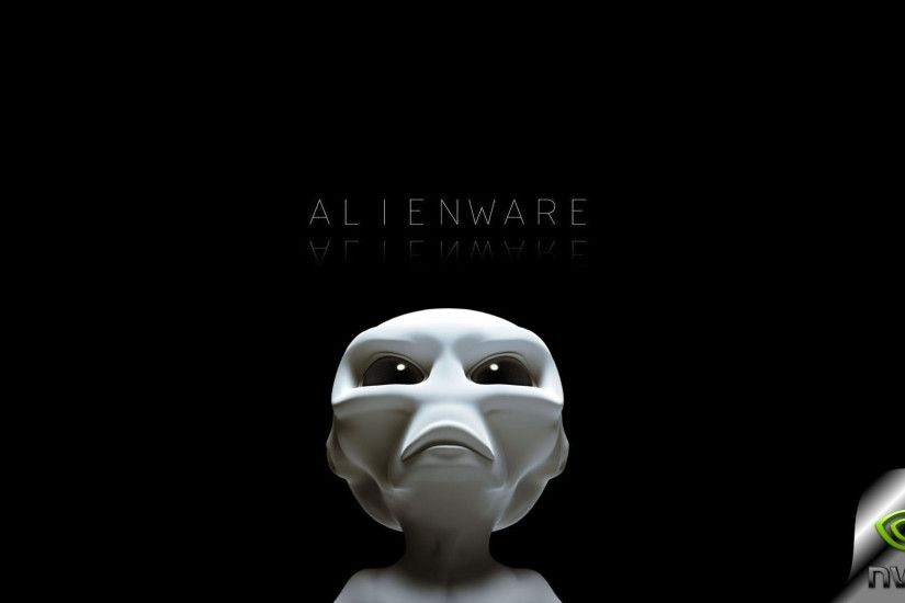 Alienware HD New Breed nVidia by blackcelica on DeviantArt