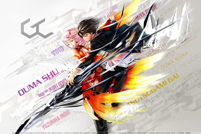 guilty crown backround - Full HD Wallpapers, Photos by Gaige Kingsman  (2017-03