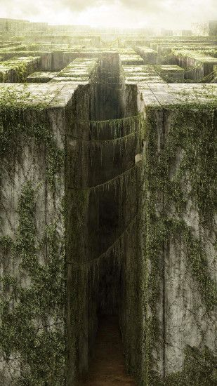 The Maze Runner Movie Poster Android Wallpaper ...