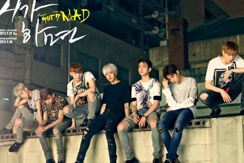 Full Album GOT7 MAD 4th Mini