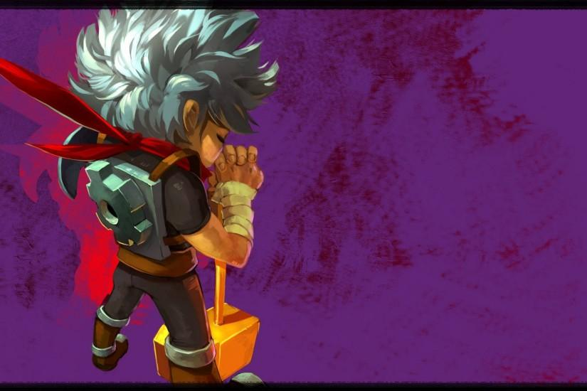 free download bastion wallpaper 1920x1080 for computer