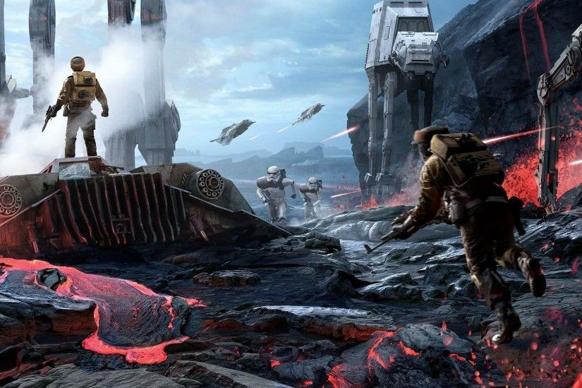 Star Wars Battlefront Rogue One Scarif 4K Wallpapers | HD Wallpapers ...