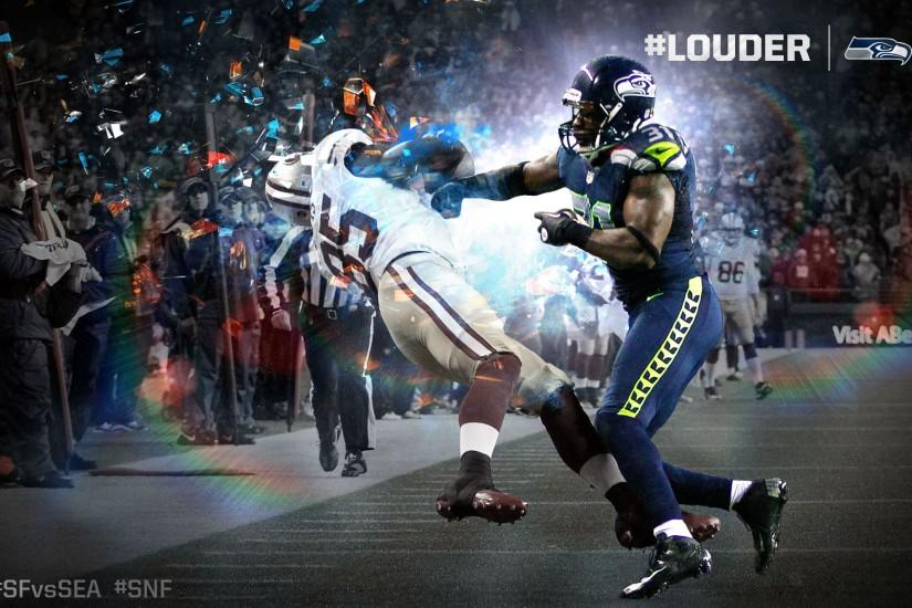 Seattle Seahawks Computer Wallpapers, Desktop Backgrounds | 1920x1200 .